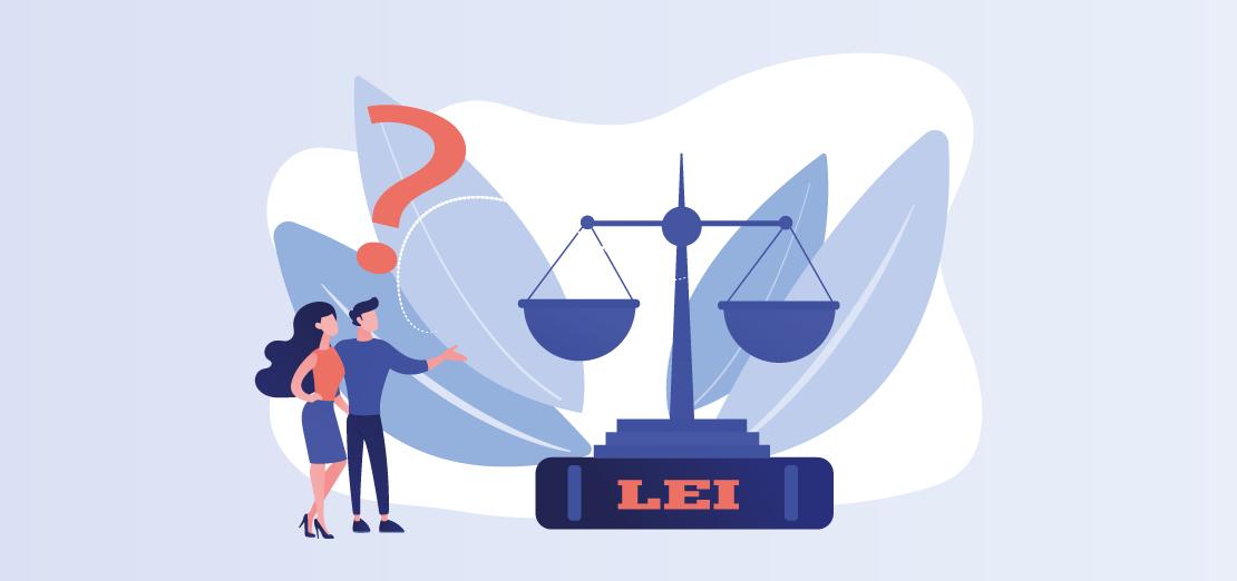 O que é lei da fila?